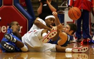 Creighton Dayton Basketball