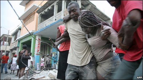 Haiti Earthquake Twitter