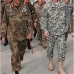 Gen. Ashfaq Parvez Kayani and Gen. Stanley A. McChrystal met in December in Kabul, Afghanistan.