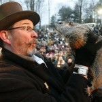 APTOPIX Groundhog Day