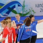 Russian Curling Team Women