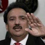 Minister Rehman Malik