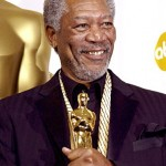 Morgan Freeman Left Hand