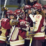 NCAA Hockey Tournament 2010
