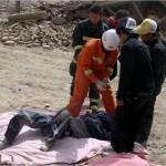 Quake In Western China Kills 589 1
