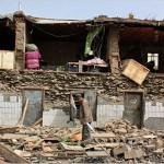 Quake In Western China Kills 589