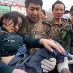 Quake In Western China Kills 589 2