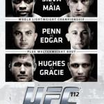 UFC 112 Live Stream