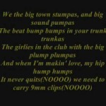 Hey Mama Lyrics