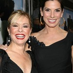 Leigh Anne Tuohy (left) and Sandra Bullock