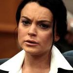 Lindsay Lohan Ankle Bracelet