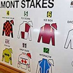 Belmont Stakes Post Positions