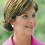 Laura Bush Killed a Guy