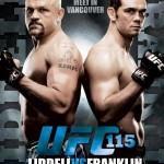 UFC 115 Live Stream