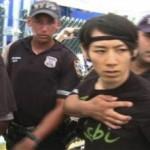 Takeru Kobayashi  Arrested in usa