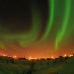 Aurora Borealis Tonight
