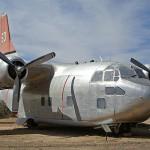 Fairchild C 123