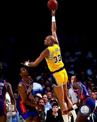kareem jabbar height