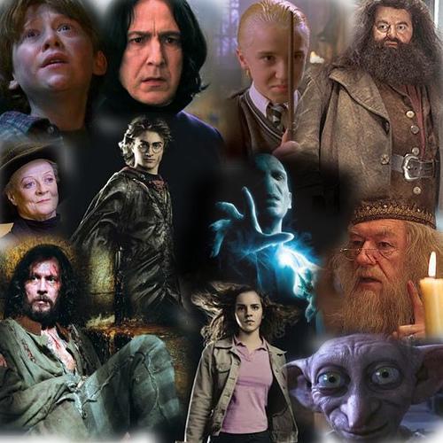 Harry potter four movie