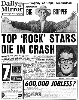 The Day The Music Died | United States Online News