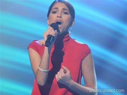 American Idol Frenchie DavisFrenchie From American Idol