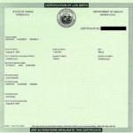 Barack Obama's Birth Certificate