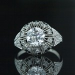 20 Carat Diamond Ring