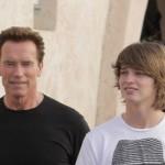 Arnold Schwarzenegger Son