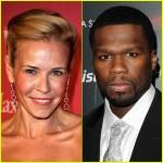 Chelsea Handler 50 Cent
