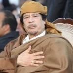 Gaddafi Arrest