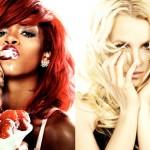 Rihanna & Britney Spears