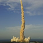 Shuttle Liftoff