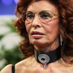 Sophia Loren Honored