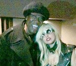Clarence Clemons Dies Lady Gaga