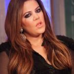 Khloe Kardashian Wardrobe Slip