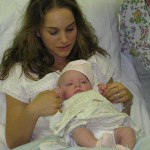 Natalie Portman Baby
