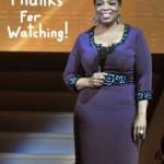 Oprah Finale Ratings