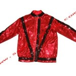 'Thriller' Jacket Sold