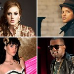 2011 MTV VMA Nominees