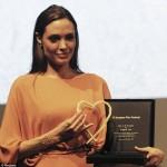 Angelina Jolie Bosnia Festival