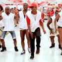 Beyonce Flash Mob Hits Target