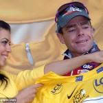 Cadel Evans Tour De France