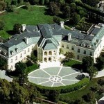 Candy Spelling's Mansion