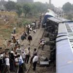 China Train Derailment