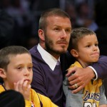 David Beckham Another Child