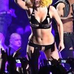 Gaga Has Eating Disorder?