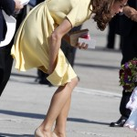 Kate Middleton Dress Wind