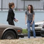 Kristen Stewart In Accident