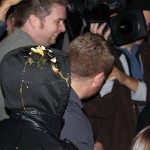Lady Gaga Gets Egged