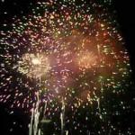Lenox Square Fireworks